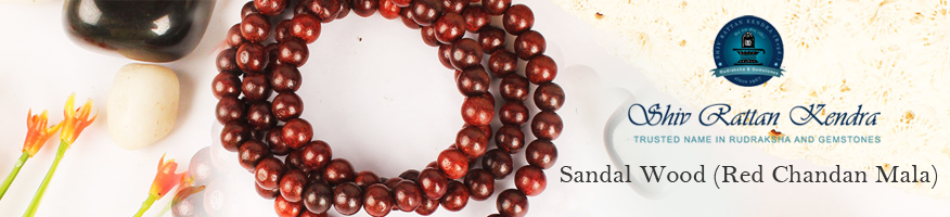 Sandal Wood (Red Chandan Mala)