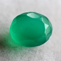 Natural Green Onyx  - 5.9 carats