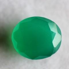 Natural Green Onyx  - 5.99 carats