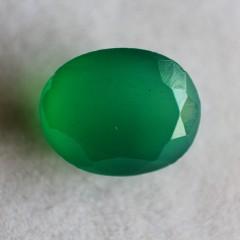 Natural Green Onyx  - 5.45 carats