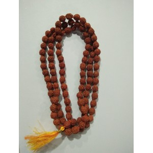 Five Face Rudraksha Mala For Jaap