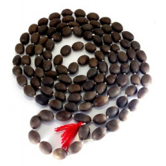 Natural Lotus Beads(Kamal Gatta) Mala
