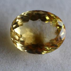 Natural Citrine (Sunela) - 8.88 carats