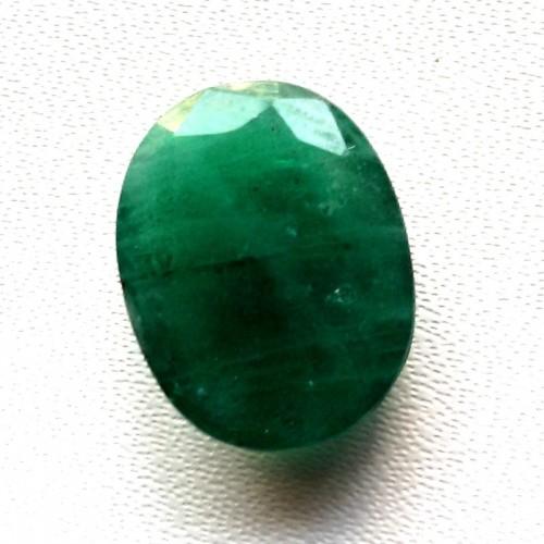 Natural Emerald (Panna) - 6.53 carats