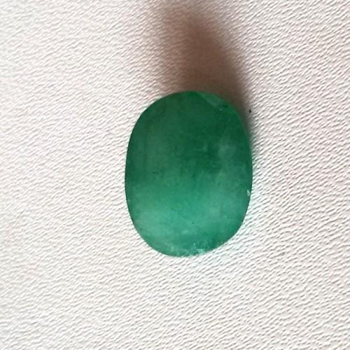 Natural Emerald (Panna) - 4.95 carats