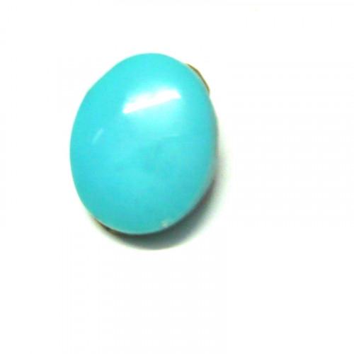 Natural Turquoise (Firoza) - 10.35 carats