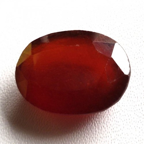 Natural Hessonite (Gomed) - 12.83 carats