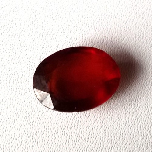 Natural Hessonite (Gomed) - 5.85 carats