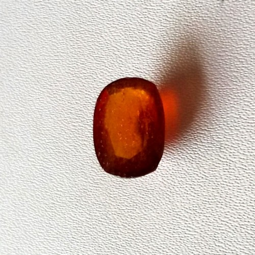 Natural Hessonite (Gomed) - 4.95 carats