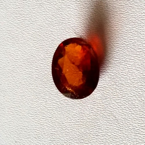 Natural Hessonite (Gomed) - 4.73 carats