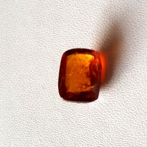Natural Hessonite (Gomed) - 4.5 carats