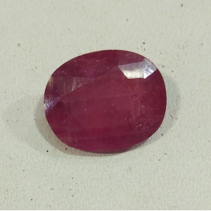Natural Ruby (Second Quality)
